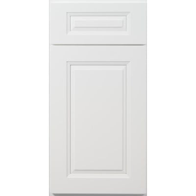 Sample Mini Fronts US Cabinet Depot Shaker Tahoe White Door Front