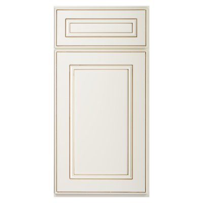 Sample Mini Fronts US Cabinet Depot Shaker York Antique White Door Front