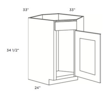 """Cabinets, Cubitac Dover Cafe Cubitac Sink Base Cabinet 33"""""""