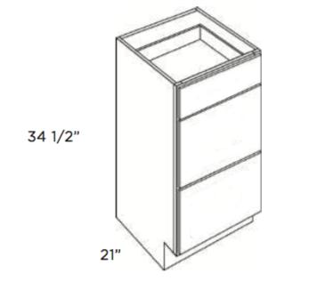 Cabinets, Cubitac Dover Cafe, Cubitac Dover Cafe Cubitac Vanity Drawer Base Cabinet VBD1221 or VDB1521 or VDB1821