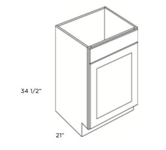 Cabinets, Cubitac Dover Cafe, Cubitac Dover Cafe Cubitac Vanity Sink Base Cabinet V2121