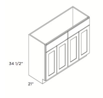 Cabinets, Cubitac Dover Cafe, Cubitac Dover Cafe Cubitac Vanity Cabinet V8221