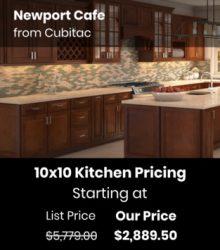 10x10 CN Cubitac Newport Cafe