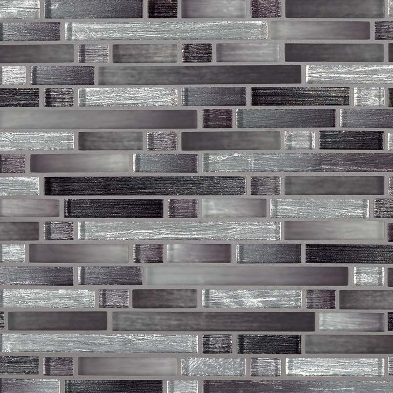 DECORATIVE MOSAICS, Tiles and Flooring msi-tiles-flooring-akaya-nero-interlocking-SMOT-GLSIL-AKANER8MM