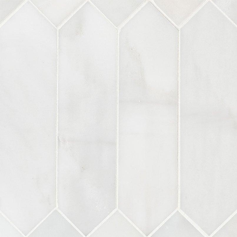 NATURAL STONE MARBLE COLLECTIONS, Tiles and Flooring msi-tiles-flooring-arabescato-carrara-3x12-pickett-honed-SMOT-ARA-PK3X12H