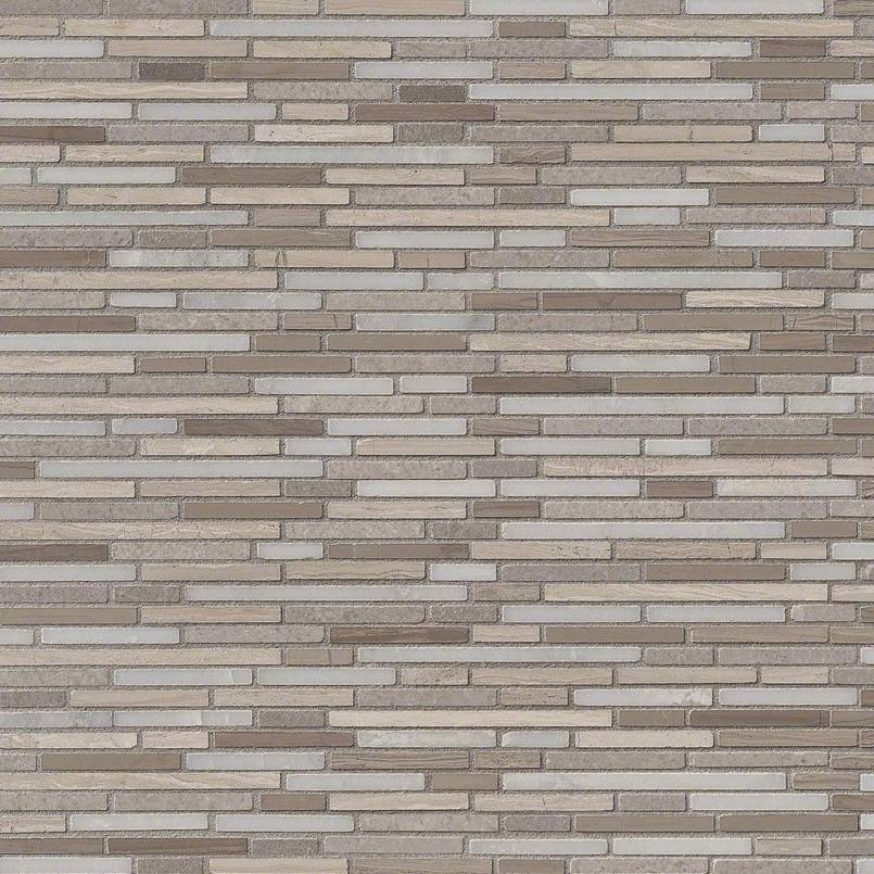 DECORATIVE MOSAICS, Tiles and Flooring msi-tiles-flooring-arctic-storm-bamboo-SMOT-AS-BMP10MM