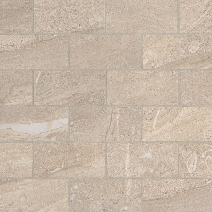 PORCELAIN FLOOR TILES, Tiles and Flooring msi-tiles-flooring-aria-oro-2x4-mosaic-NARIORO2X4P