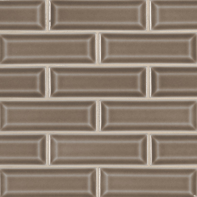 DECORATIVE MOSAICS, HIGHLAND PARK COLLECTION, Tiles and Flooring msi-tiles-flooring-artisan-taupe-2x6-beveled-SMOT-PT-ARTA-2X6B