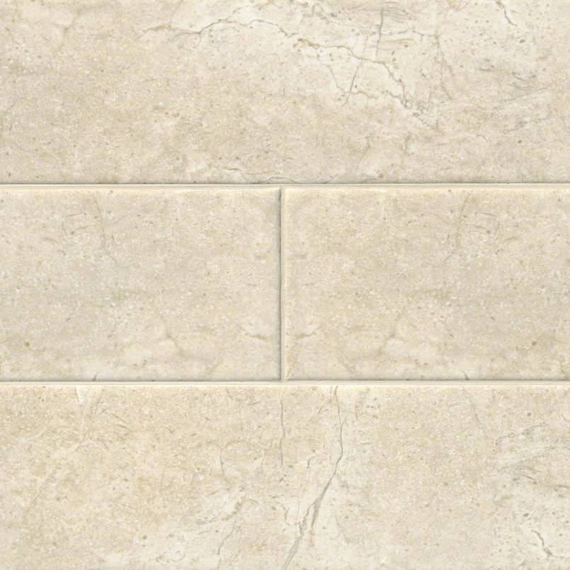 DECORATIVE MOSAICS, Tiles and Flooring msi-tiles-flooring-classique-beige-crema-4x16-NBEICREGLO4X16