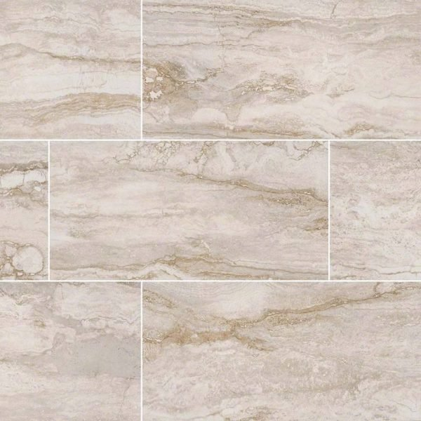 PORCELAIN FLOOR TILES, Tiles and Flooring msi-tiles-flooring-bernini-bianco-12x24-polished-2020-NBERBIA1224P-N