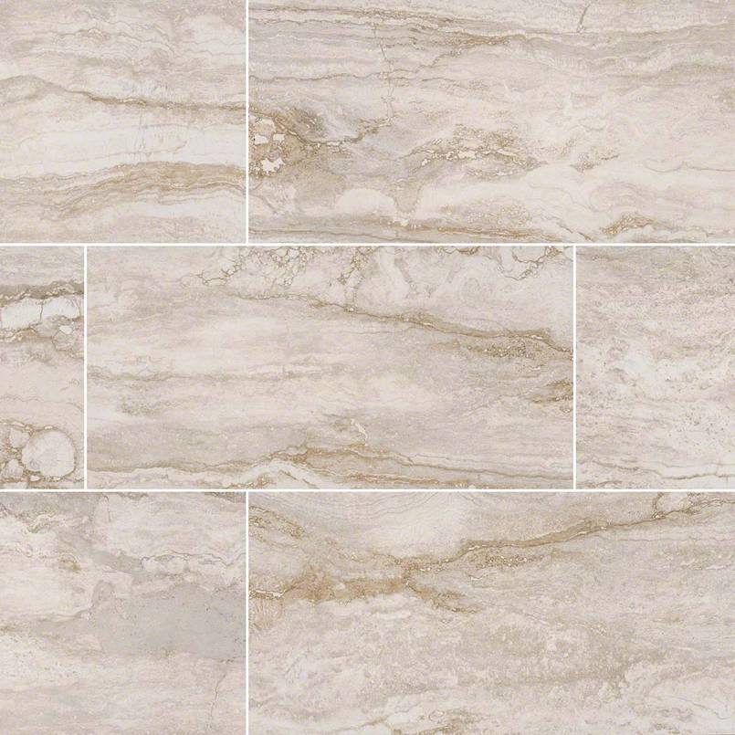 PORCELAIN FLOOR TILES, Tiles and Flooring msi-tiles-flooring-bernini-bianco-12x24-polished-NPIEBERBIA1224P