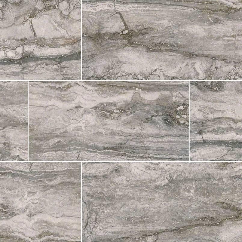PORCELAIN FLOOR TILES, Tiles and Flooring msi-tiles-flooring-bernini-carbone-12x24-matte-NBERCAR1224