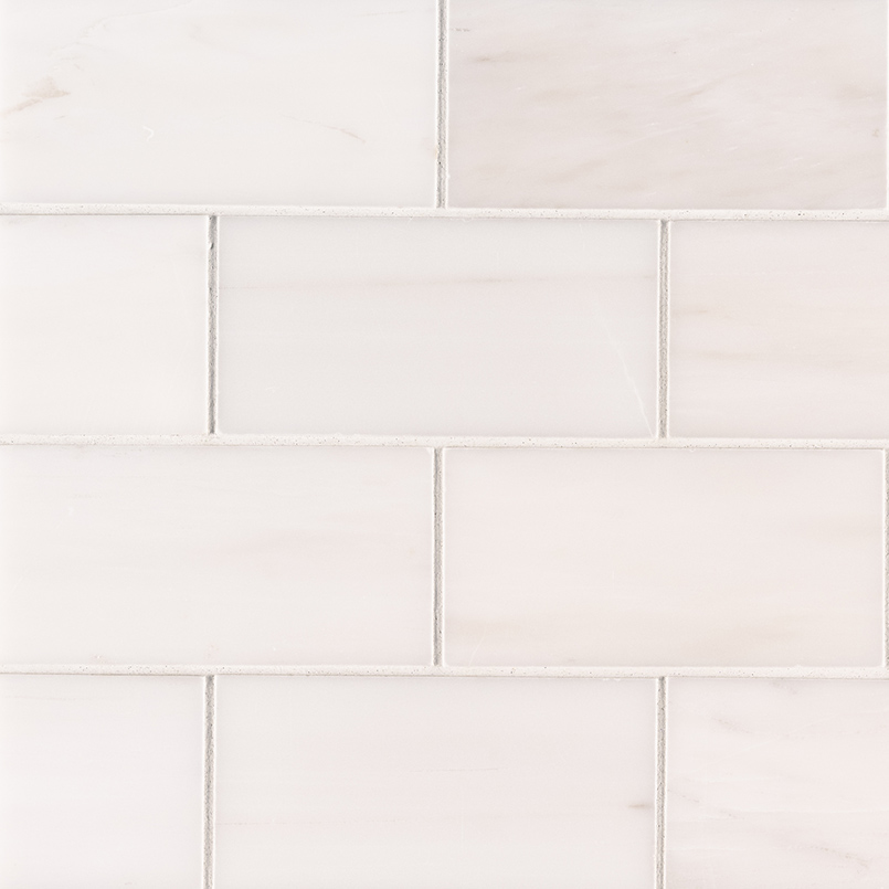 NATURAL STONE MARBLE COLLECTIONS, Tiles and Flooring msi-tiles-flooring-bianco-dolomite-3x6-TBIANDOL36P