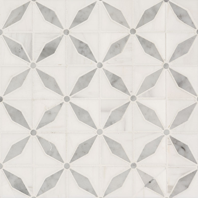NATURAL STONE MARBLE COLLECTIONS, Tiles and Flooring msi-tiles-flooring-bianco-starlite-polished-SMOT-BIANDOL-STARP