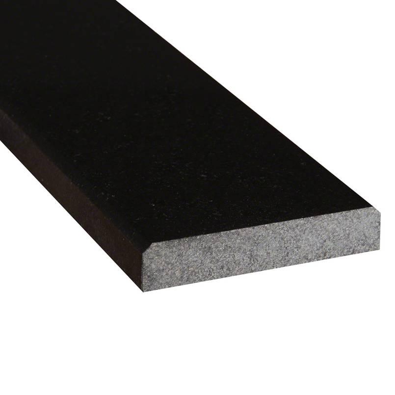 Thresholds and Sills, Tiles and Flooring msi-tiles-flooring-premium-blk-6x36-threhsold-SMOT-THDB-PBLK6X36