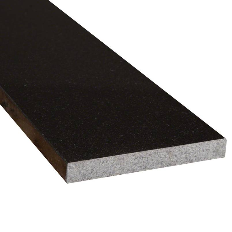 Thresholds and Sills, Tiles and Flooring msi-tiles-flooring-premium-blk-6x72-sill-SMOT-SILL-PBLK6X72