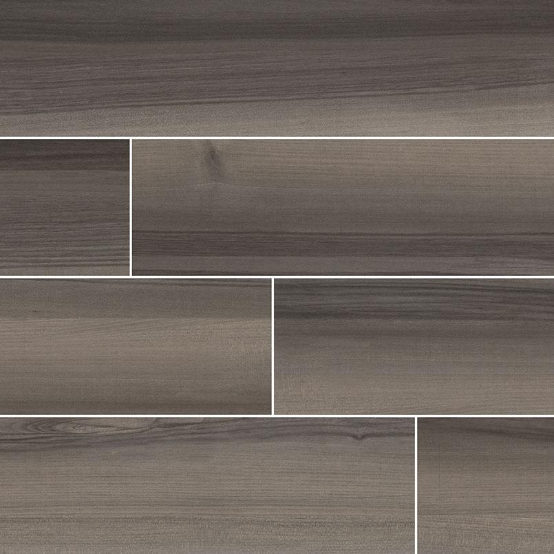 PORCELAIN FLOOR TILES, Tiles and Flooring msi-tiles-flooring-acazia-blackwood-NACABLA6X36