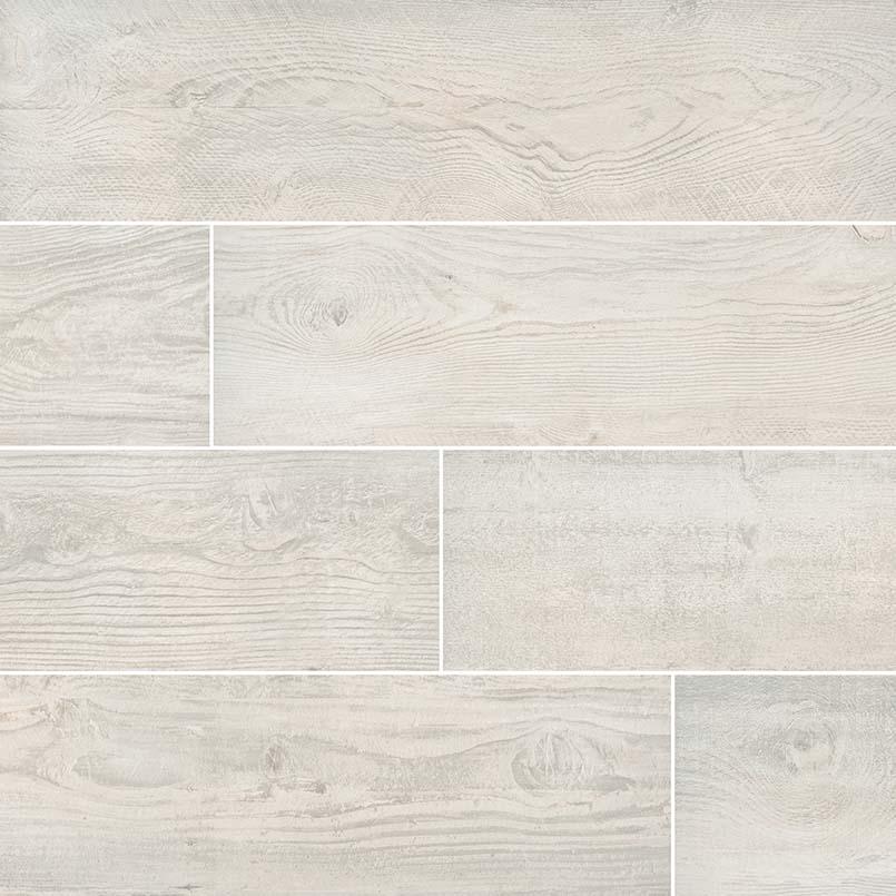 PORCELAIN FLOOR TILES, Tiles and Flooring msi-tiles-flooring-caldera-blanca-8x47-rectified-NCALBLA8X47