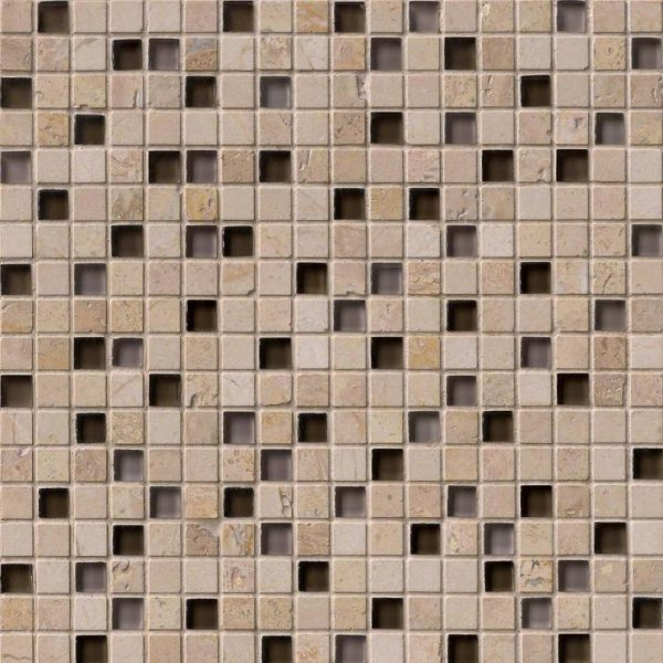 DECORATIVE MOSAICS, Tiles and Flooring msi-tiles-flooring-cafe-noce-THDW3-SH-CN-8MM
