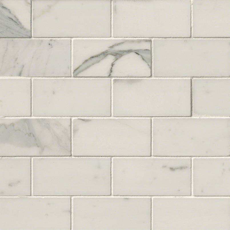 NATURAL STONE MARBLE COLLECTIONS, Tiles and Flooring tiles-and-flooring-calacatta-gold-2x4-mosaic-SMOT-CALAGOLD-2X4P