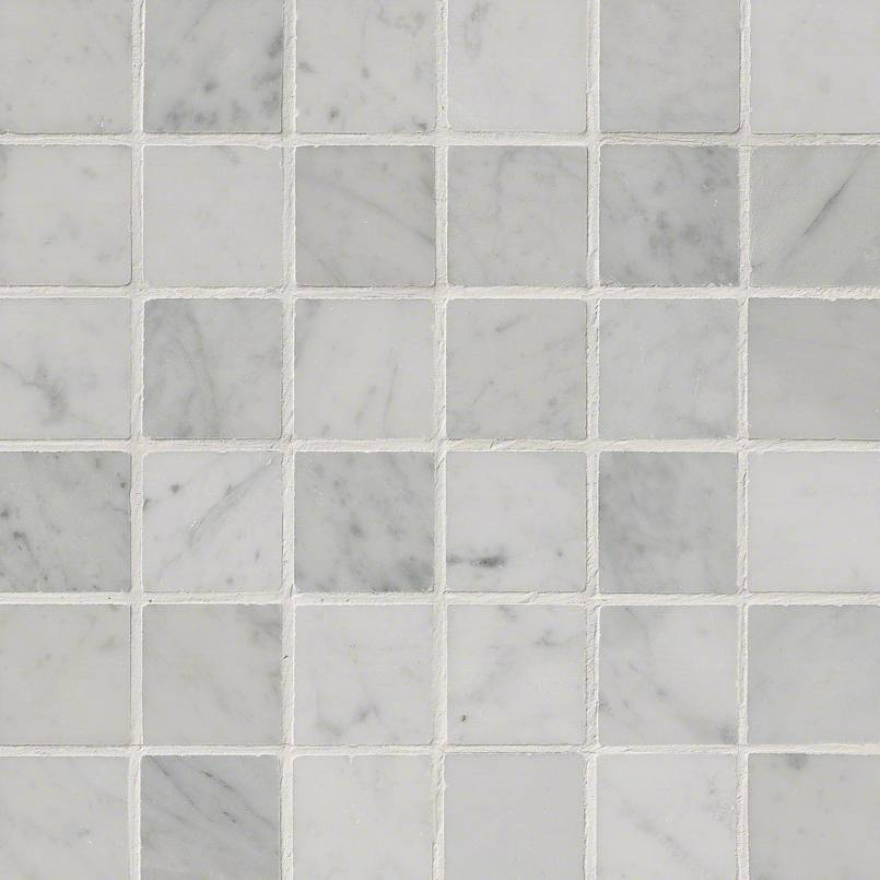 Tile Samples msi-tiles-flooring-carrara-white-2x2-mosaic-SMOT-CAR-2X2P