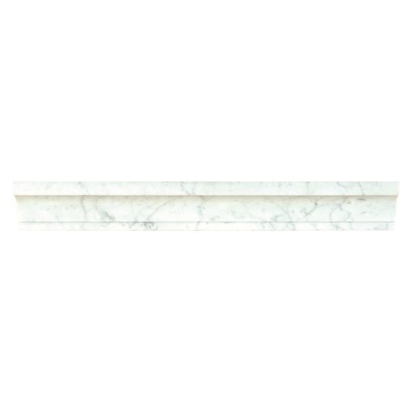 Tile Samples msi-tiles-flooring-carrara-white-cornice-molding-SMOT-CORNICE-CAR