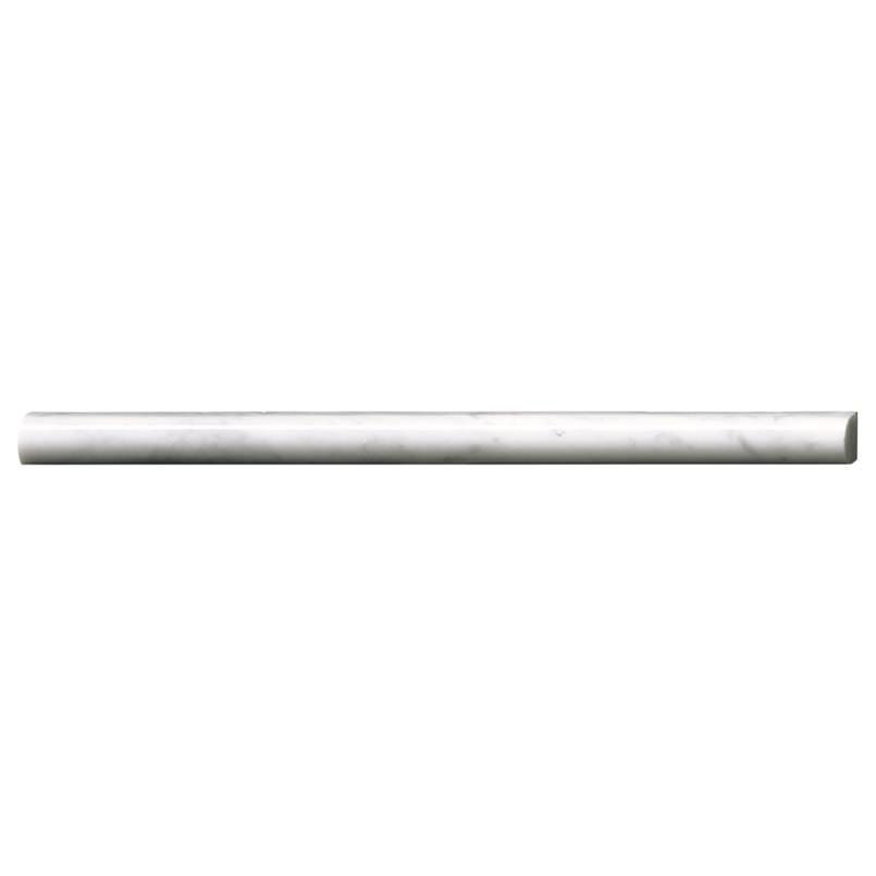Tile Samples msi-tiles-flooring-carrara-white-pencil-molding-SMOT-PENCIL-CAR