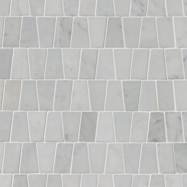 Tile Samples msi-tiles-flooring-carrara-white-trapezoid-mosaic-SMOT-CAR-TRAP