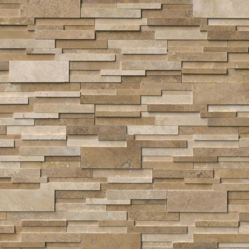 STACKED STONE – ROCKMOUNT, Tiles and Flooring tiles-and-flooring-casa-blend-3d-honed-6x24-panel-2-LPNLTCASBLE624-3DH