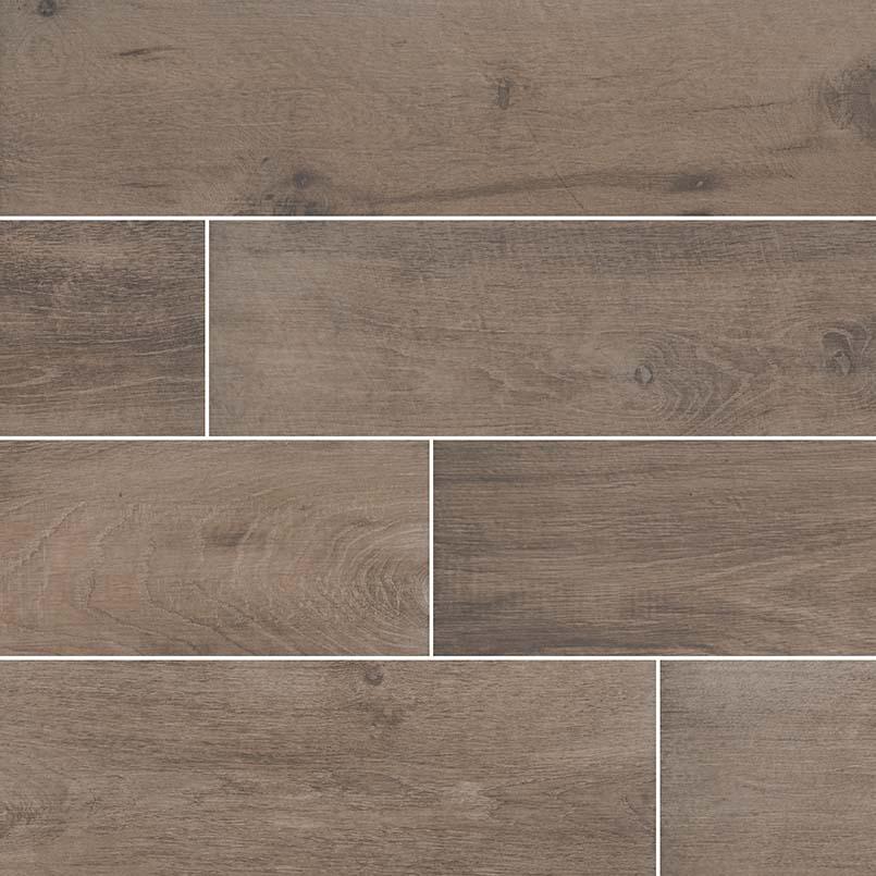 PORCELAIN FLOOR TILES, Tiles and Flooring msi-tiles-flooring-cottage-brown-NCOTBRO8X48