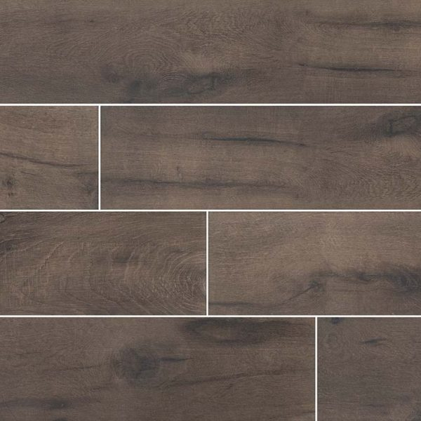 PORCELAIN FLOOR TILES, Tiles and Flooring msi-tiles-flooring-cottage-wenge-NCOTWEN8X48