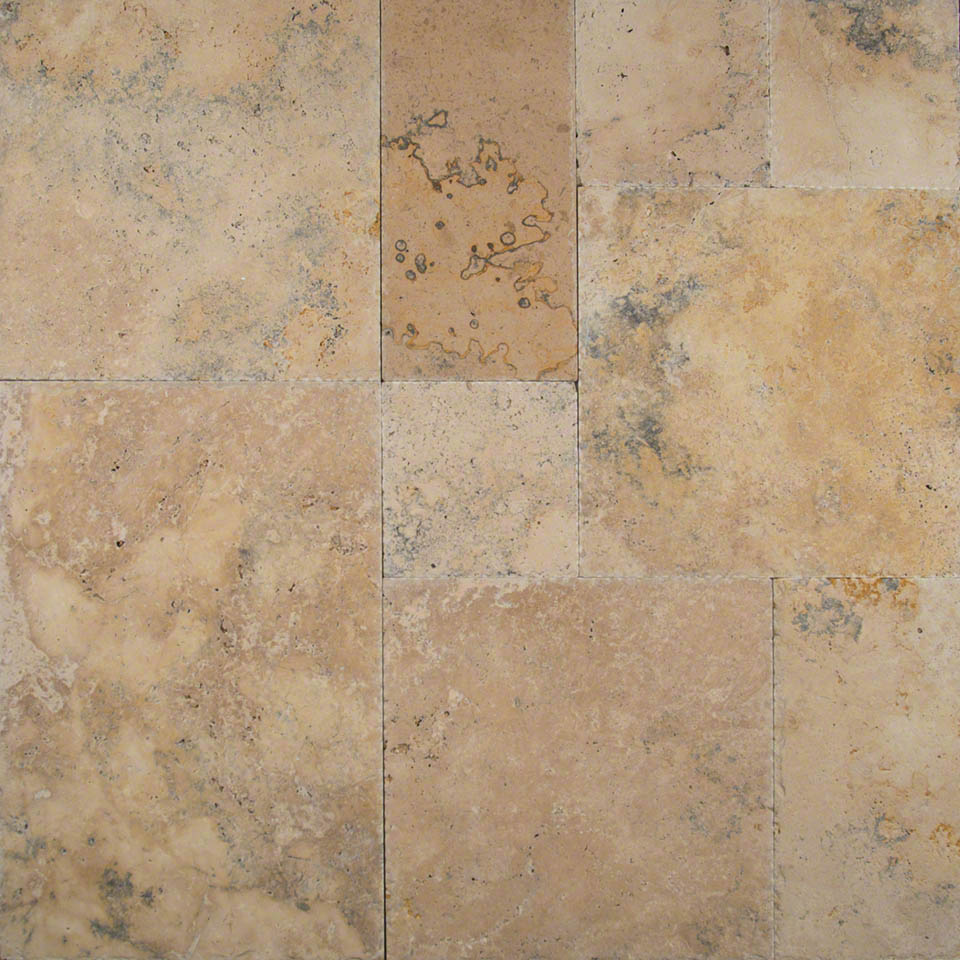 NATURAL STONE TRAVERTINE COLLECTIONS, Tiles and Flooring msi-tiles-flooring-country-classic-versailles-pattern-TTCOUNTCLS-PAT-HUCB