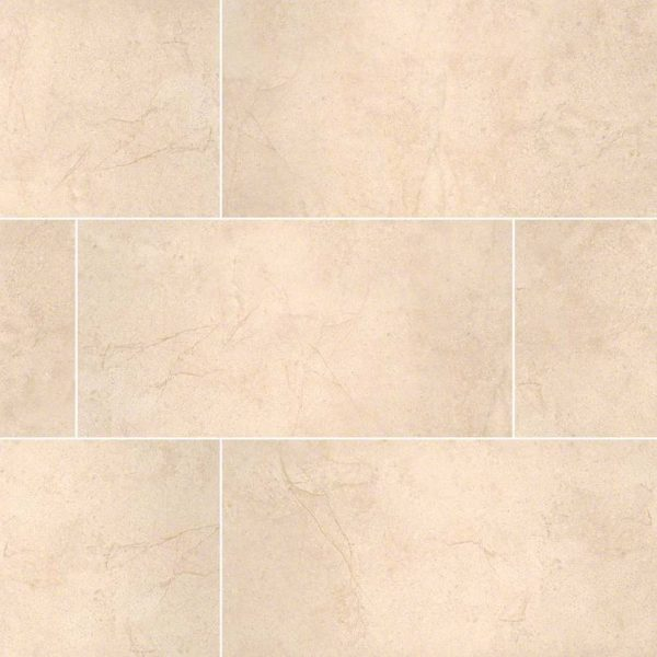 PORCELAIN FLOOR TILES, Tiles and Flooring msi-tiles-flooring-aria-cremita-24x24-NARICRE2424P