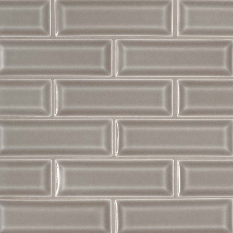 DECORATIVE MOSAICS, HIGHLAND PARK COLLECTION, Tiles and Flooring msi-tiles-flooring-dove-gray-2x6-beveled-SMOT-PT-DG-2X6B