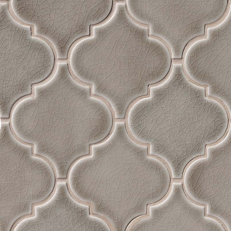DECORATIVE MOSAICS, HIGHLAND PARK COLLECTION, Tiles and Flooring msi-tiles-flooring-dove-gray-arabesque-SMOT-PT-DG-ARABESQ