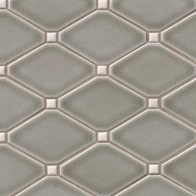 DECORATIVE MOSAICS, HIGHLAND PARK COLLECTION, Tiles and Flooring msi-tiles-flooring-dove-gray-diamond-SMOT-PT-DG-DIAMOND