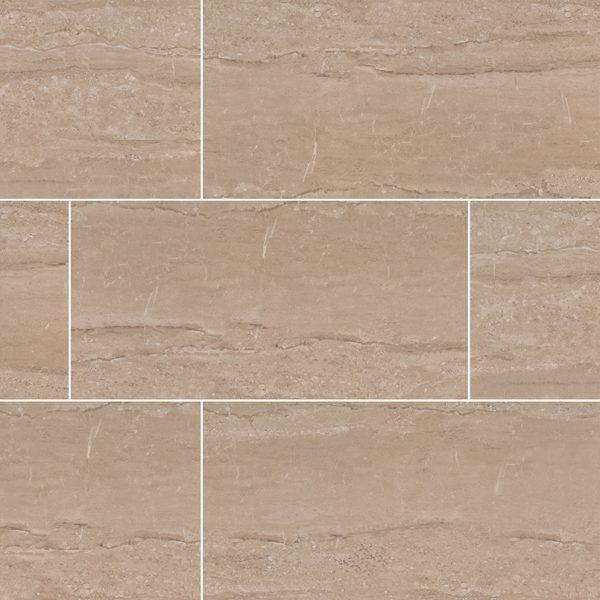 PORCELAIN FLOOR TILES, Tiles and Flooring msi-tiles-flooring-pietra-dunes-beige-12x24-polished-2020-NDUNBEI1224P-N