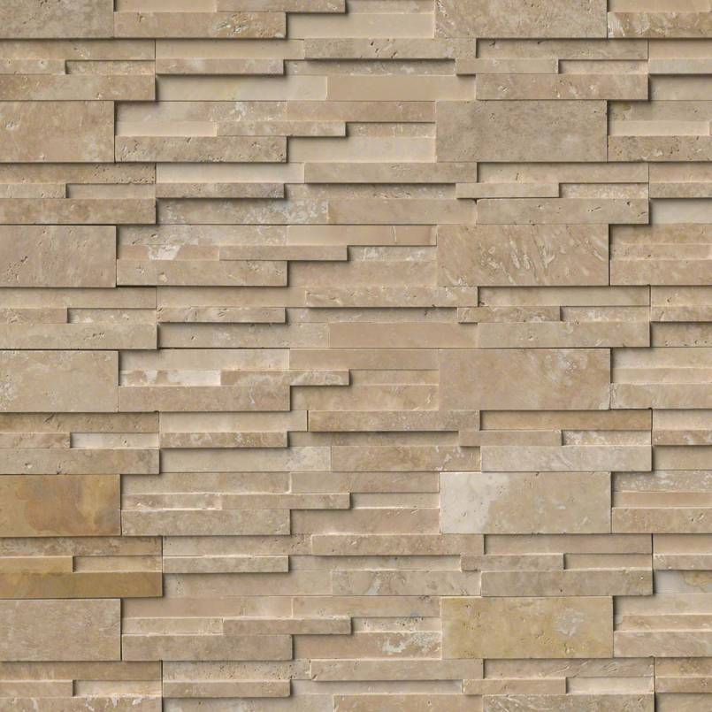 STACKED STONE – ROCKMOUNT, Tiles and Flooring tiles-and-flooring-durango-cream-3d-honed-6x24-panel-LPNLTDURCRE624-3DH