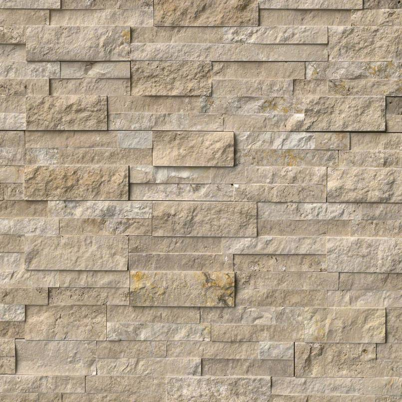 STACKED STONE – ROCKMOUNT, Tiles and Flooring tiles-and-flooring-durango-cream-splitface-6x24-panel-LPNLTDURCRE624