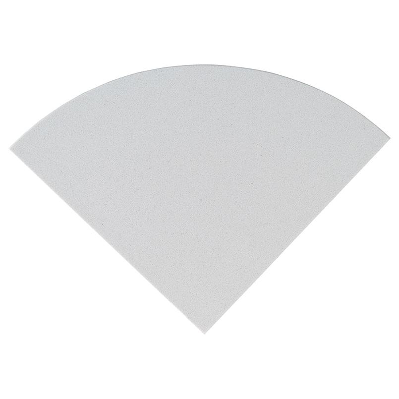 NATURAL STONE MARBLE COLLECTIONS, Tiles and Flooring msi-tiles-flooring-engineered-white-radius-corner-shelf-SMOT-CSHELF-EWHT9