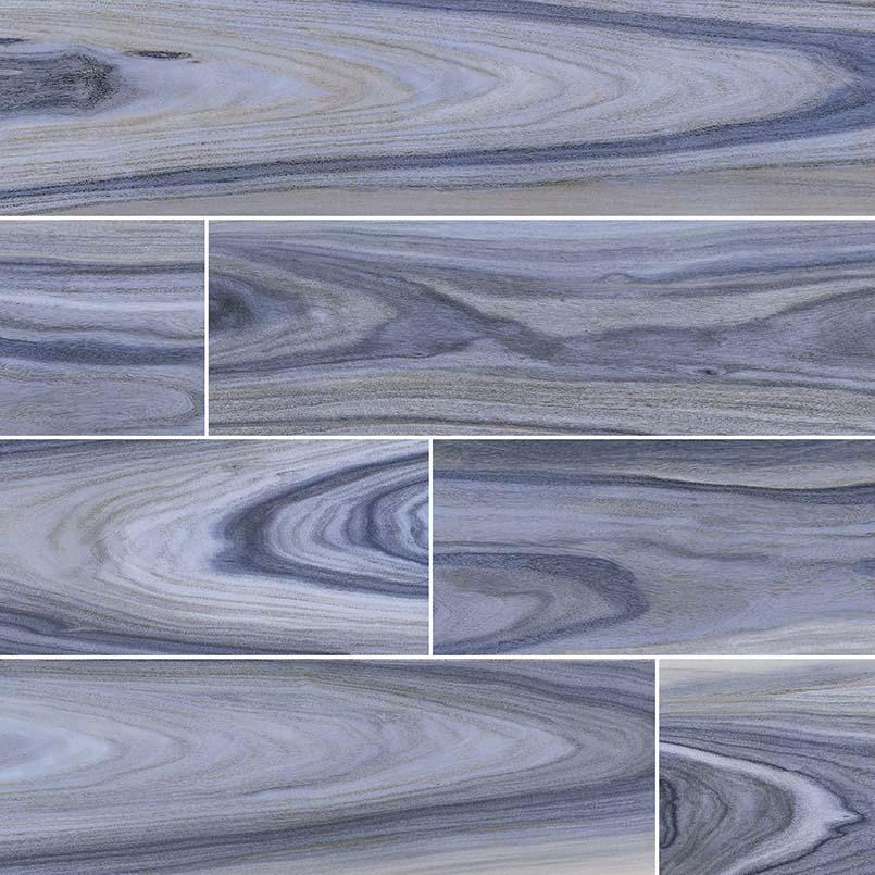 PORCELAIN FLOOR TILES, Tiles and Flooring msi-tiles-flooring-dellano-exotic-blue-8x48-NDELEXOBLU8X48P