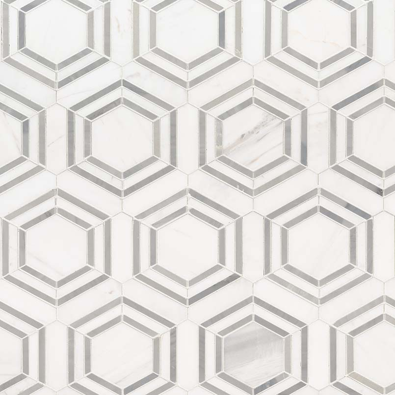 DECORATIVE MOSAICS, Tiles and Flooring msi-tiles-flooring-georama-grigio-SMOT-GEORAMA-GRIGIOP