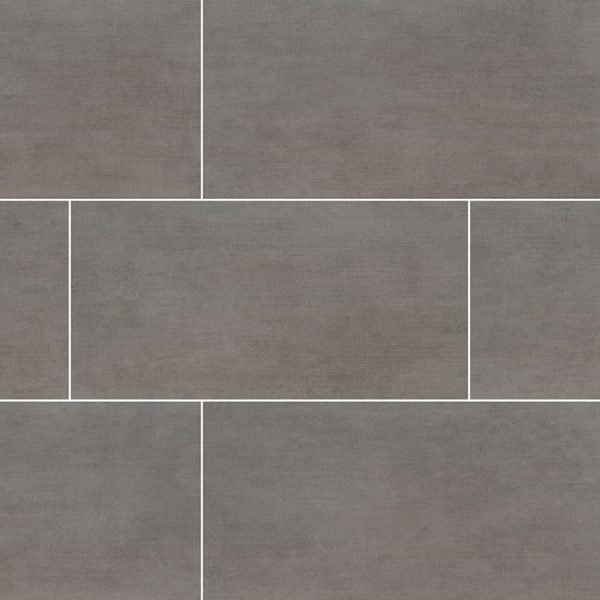 PORCELAIN FLOOR TILES, Tiles and Flooring msi-tiles-flooring-gridscale-graphite-3x18-bull-nose-NGRIGRA3X18BN-R