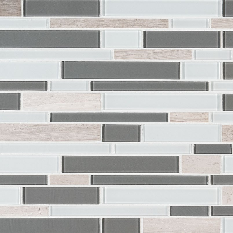 DECORATIVE MOSAICS, Tiles and Flooring msi-tiles-flooring-gray-cliff-interlocking-SMOT-SGLSIL-GRACLI4MM