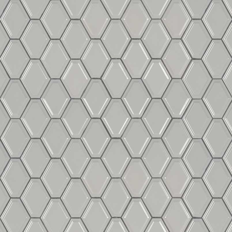 PORCELAIN FLOOR TILES, Tiles and Flooring msi-tiles-flooring-gray-glossy-diamond-positive-shape-NGRAGLODIA