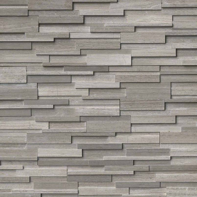 STACKED STONE – ROCKMOUNT, Tiles and Flooring tiles-and-flooring-gray-oak-3d-honed-6x24-panel-LPNLMGRYOAK624-3DH