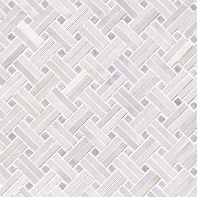 NATURAL STONE MARBLE COLLECTIONS, Tiles and Flooring msi-tiles-flooring-greecian-white-basketweave-pattern-2-mosaic-SMOT-GRE-BW2P