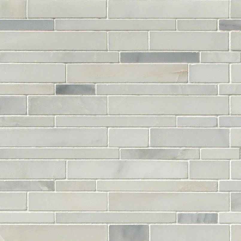 NATURAL STONE MARBLE COLLECTIONS, Tiles and Flooring msi-tiles-flooring-greecian-white-interlocking-mosaic-SMOT-GRE-ILP10MM