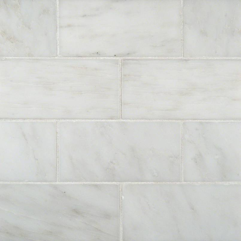 NATURAL STONE MARBLE COLLECTIONS, Tiles and Flooring msi-tiles-flooring-greecian-white-3x6-THDW1-T-GRE-3x6