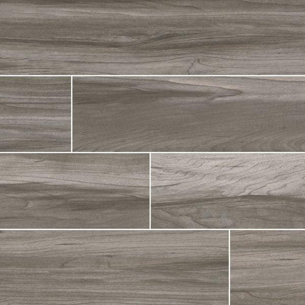 PORCELAIN FLOOR TILES, Tiles and Flooring msi-tiles-flooring-carolina-timber-grey-6x24-2020-NCARTIMGRE6X24-N